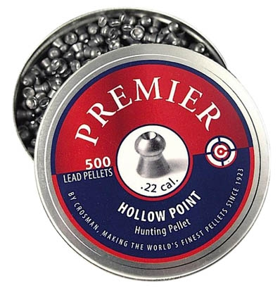 ���� �������������� Crosman Premier Hollow Point 4,5 �� 7,9 ���� (500 ��.)