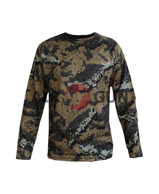 ������� ��������� Remington Mens Camouflage T-Shirt APG Hunting Camo ���� optiflade L