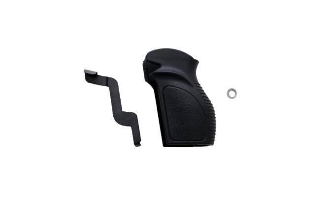Рукоятка с рычагом сброса магазина для МР-80 (черный)