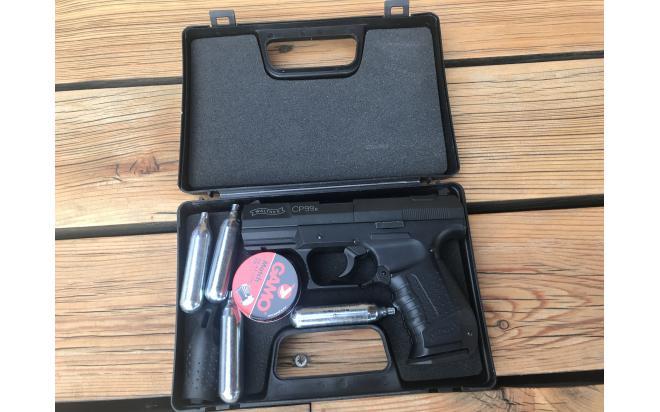Umarex Walther CP99 4,5мм
