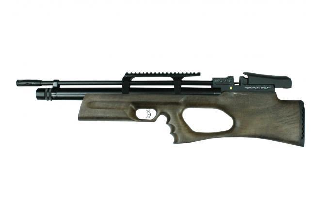 Пневматическая винтовка Kral Puncher Breaker 3 орех 4,5 мм