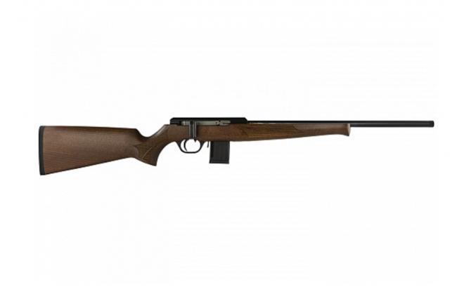 Карабин ISSC SPA Synthetic Brown Wood  22 WMR (без целика и мушки, кофр)