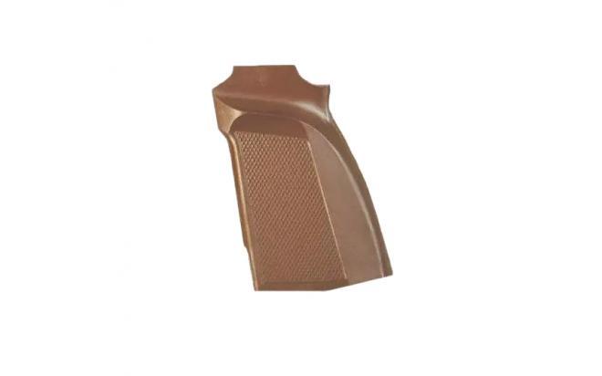 Рукоять ортопедическая для МР-654К, МР-79Т-10 (коричневая, пластик)