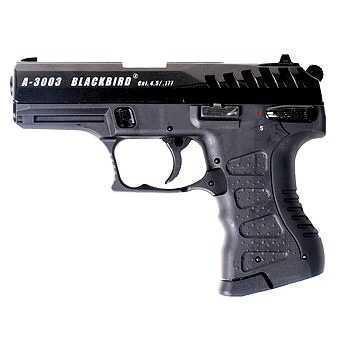 Пневматический пистолет Аникс Блэкбёрд A-3003 (Anics - Blackbird A-3003) 4,5 мм