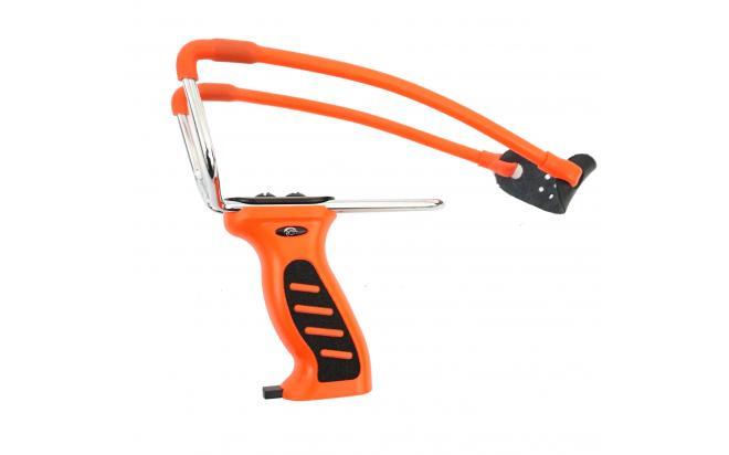 Рогатка Man Kung MK-SL08 с магазином, оранжевая (MK-SL08-O)