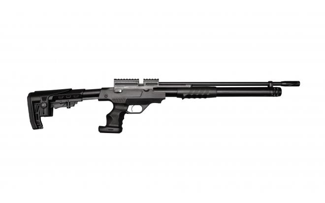 Пневматическая винтовка Kral Puncher Breaker 3 Rambo 6,35 мм пластик