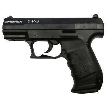 Пневматический пистолет Umarex CP Sport чёрный 4,5 мм