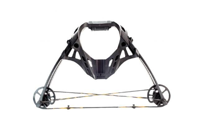 Запасные плечи для арбалета Ek Accelerator 370 (Жнец 370) (черные)