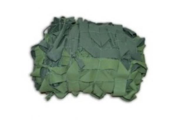 Сеть маскировочная 3х6 Лес МКТ-2Л, оригинал ГОСТ РФ