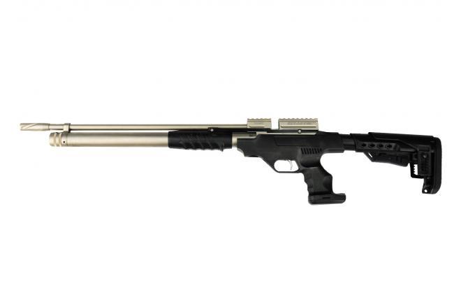 Пневматическая винтовка Kral Puncher Breaker 3 Rambo Marine 5,5 мм пластик