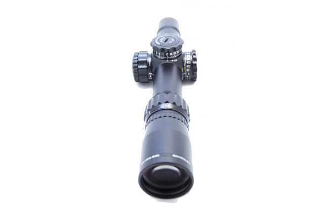 Оптический прицел March D10V24TI 1-10x24 MTR-1, MTR-2