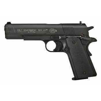 Пневматический пистолет Umarex Colt Government 1911 A1 4,5 мм