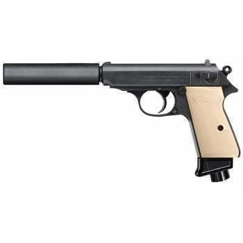 Пневматический пистолет Umarex Walther PPK/S Classic Edition 4,5 мм