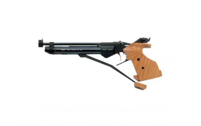 Пневматический пистолет МР-46М (обновленная рукоятка)