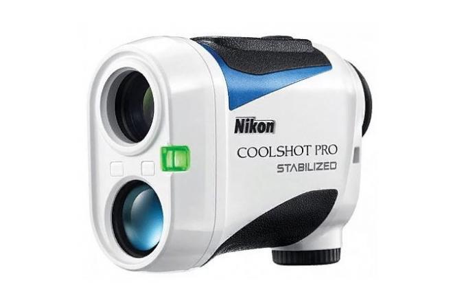 Лазерный дальномер Nikon LRF CoolShot Pro Stabilized