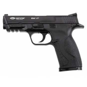Пневматический пистолет Gletcher SW MP металл 4,5 мм