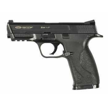 Пневматический пистолет Gletcher SW MP пластик 4,5 мм