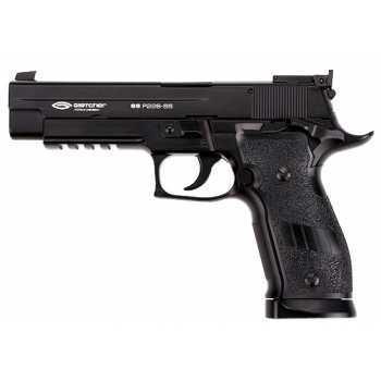 Пневматический пистолет Gletcher SS P226-S5 4,5 мм