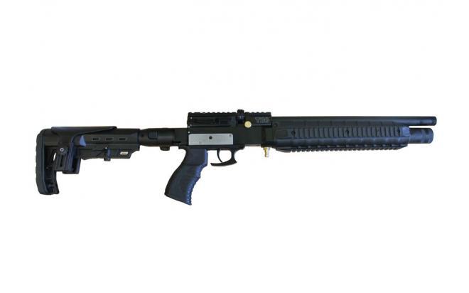 Пневматическая винтовка Retay T20 5,5 мм 3 Дж (РСР, пластик)