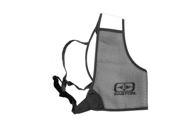 Нагрудник для стрельбы из лука Easton DIAMOND (размер XS,  белый)