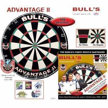 Мишень дартс Bull's Advantage XtraTrainer Board (68009)