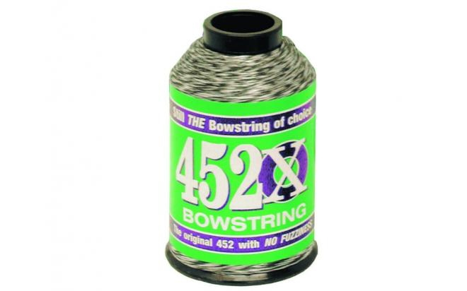 Нить для изготовления тетивы BCY 452X (черно-белая)