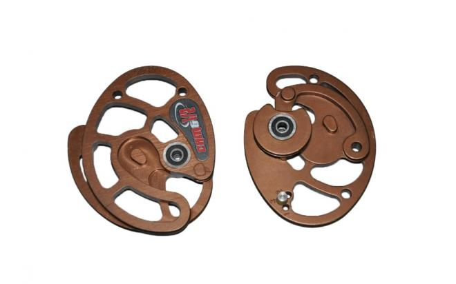 Блок для лука HOYT LazerTec 25 Cam C and 1-2 (коричневый)