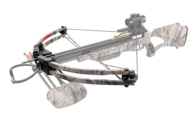 Плечи Remington для арбалета MK-300, god camo (175lbs)