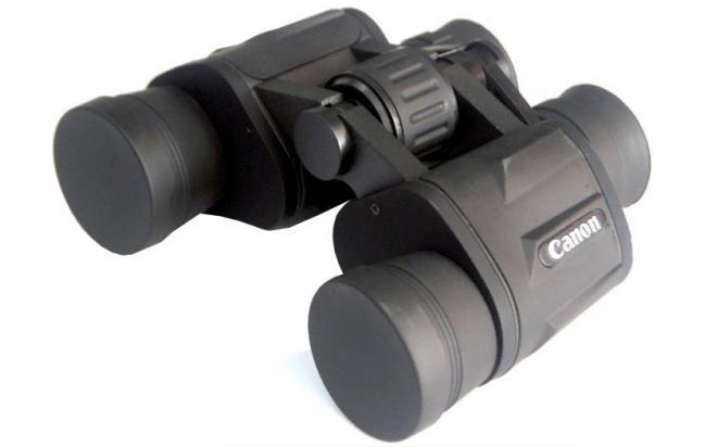 Бинокль Canon 12х40 WF (Military) Asian Edition (Широкоугольный)