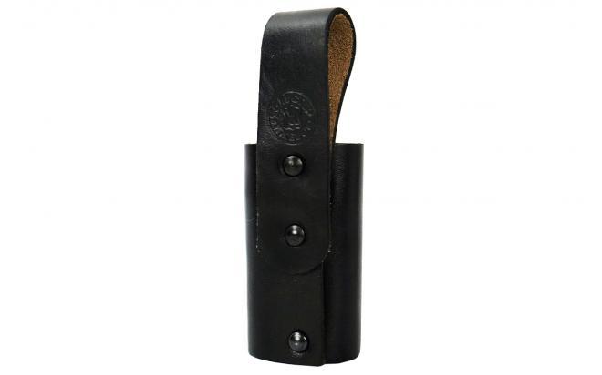 Чехол Хольстер под дубинку (кожа, черный, 140130033)