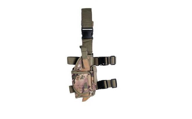 Кобура AGR набедренная универсальная Multicam