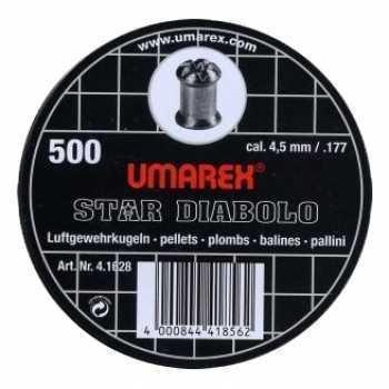 Пули пневматические Umarex Star 0,47 грамм (500 шт.)