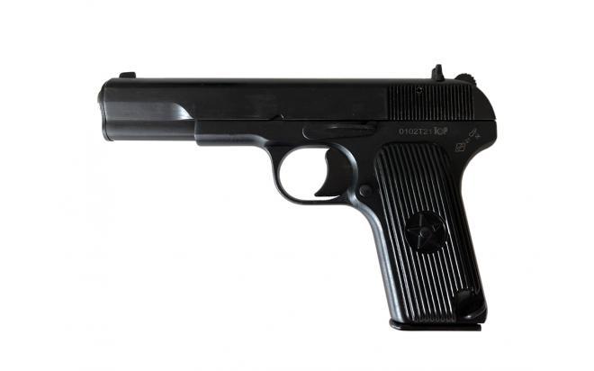 Травматический пистолет Тень-28 (аналог ТТ) 10х28