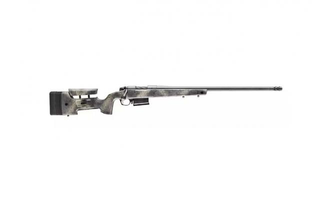 Карабин Bergara B-14 HMR Wilderness 6,5 Creedmoor L=610 мм (1x8, 5x8-24UNEF, Match Rifle, 1 MOA, Grey Cerakote, Mini-chassis)