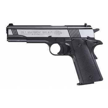 Пневматический пистолет Umarex Colt Government M1911 A1 Dark OPS 4,5 мм