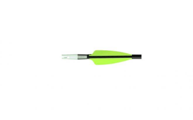Оперение для стрел Easton FFP 1,87 (ярко-зеленый)