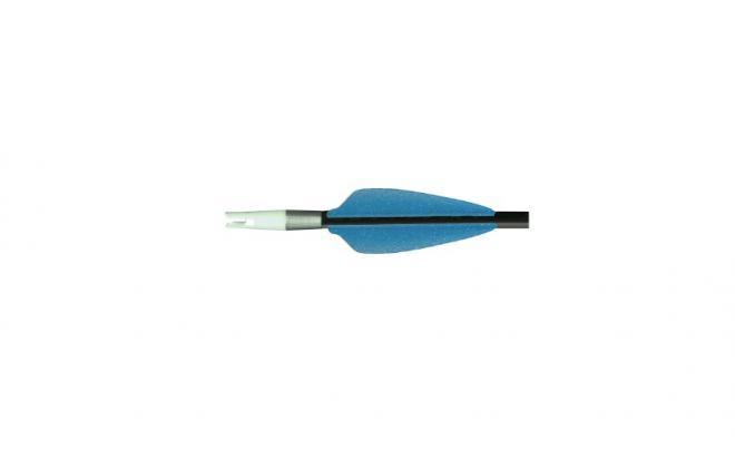 Оперение для стрел Easton FFP 1,87 (голубой перламутровый)
