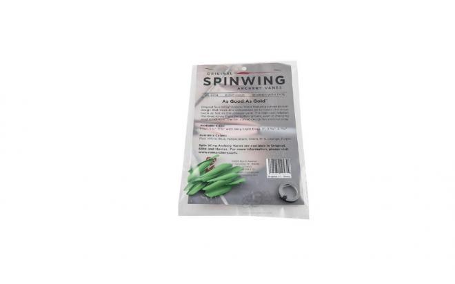 Оперение Easton Spin Wing (размер 1.75, зеленый)