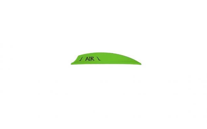 Оперение Bohning Air (длина 2, ярко-зеленый)