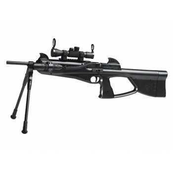 Пневматическая винтовка Crosman NightStalker Taktical NS1200 4,5 мм