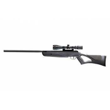 Пневматическая винтовка Crosman Rem NPSS 4,5 мм (Nitro, чёрная, переломка, прицел 3-9x40)(8-RNP77XM)
