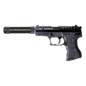 Пневматический пистолет Аникс Блэкбёрд А-3003 ЛБ (Anics Blackbird A-3003 LB) 4,5 мм