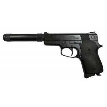 Пневматический пистолет Аникс А-111 ЛБ (Anics A-111 LB) 4,5 мм (без коробки и доп. магазина)