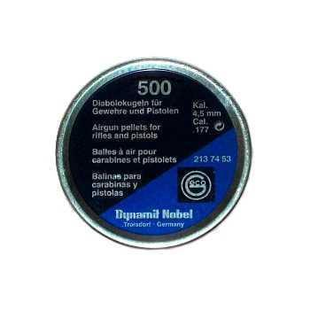 Пули пневматические RWS GECO 4,5 мм 7,0 гран (500 шт.)