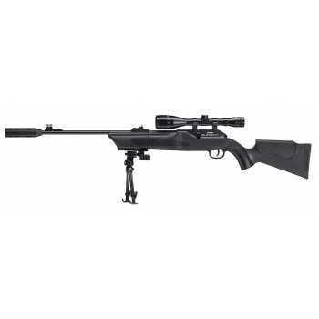 Пневматическая винтовка Umarex 850 Air Magnum XT 4,5 мм (газобал, пластик, сошка, прицел Walther 6х42)