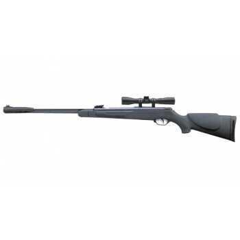 Пневматическая винтовка Gamo CFX VE 4,5 мм (подствол. взвод, пластик, прицел 4x32 AO WR)