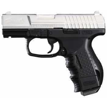 Пневматический пистолет Umarex Walther CP99 Compact никель. затвор 4,5 мм