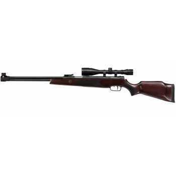 Пневматическая винтовка Umarex Hammerli Hunter Force 900 Combo 4,5 мм (подств. взв, дерево, прицел 6x42)