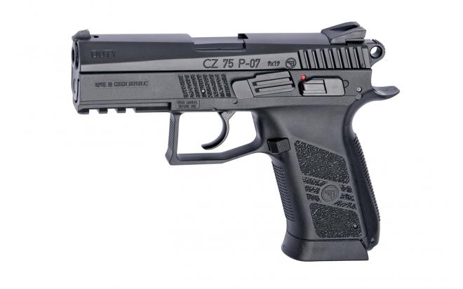 Пневматический пистолет ASG CZ-75 P-07 Duty 4,5 мм