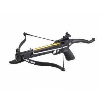 Арбалет-пистолет Скаут, 36 кг (Cobra) черный